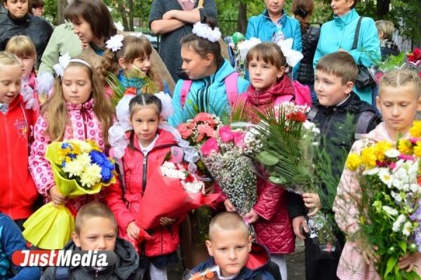 Первоклашки бьются за места в школах, расположенных в сердце Екатеринбурга