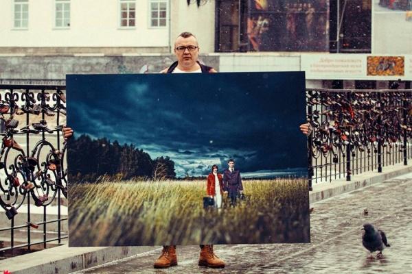 В Екатеринбурге пройдет фотовыставка «антижанровых портретов»