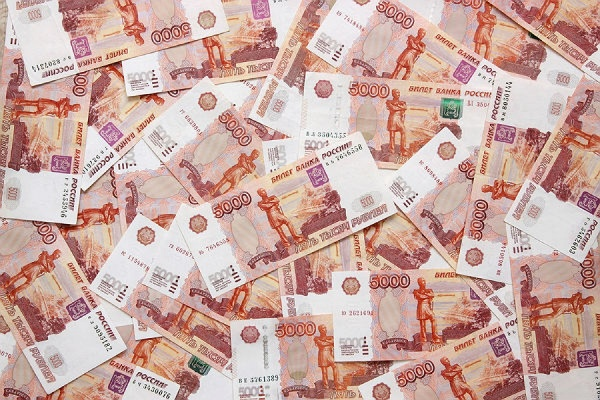 Рубль укрепляется