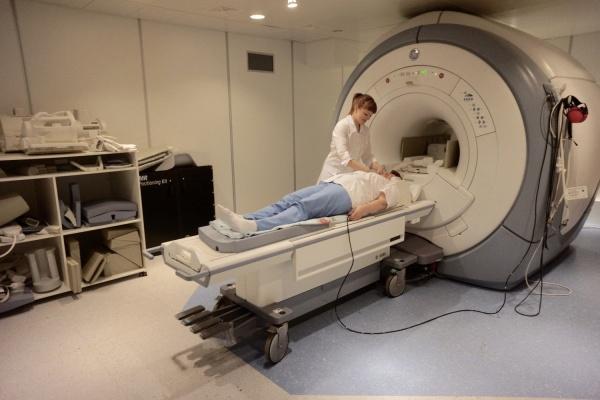 В Ирбитской больнице появился аппарат МРТ