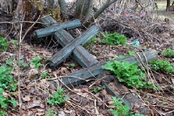 Минстрой оптимизирует использование земель, где находятся безымянные захоронения