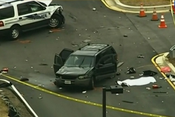 В США штаб-квартиру АНБ атаковали