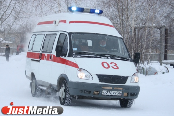 В Екатеринбурге, пока группа быстрого реагирования ехала на вызов, пострадавшего избили и увезли на скорой