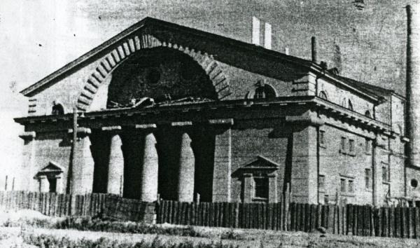 Баням на Первомайской вернут исторический облик
