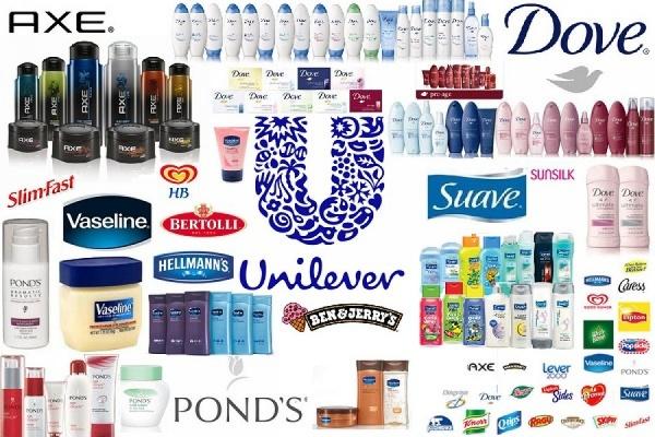 Компания Unilever поднимет цены на продукцию в России