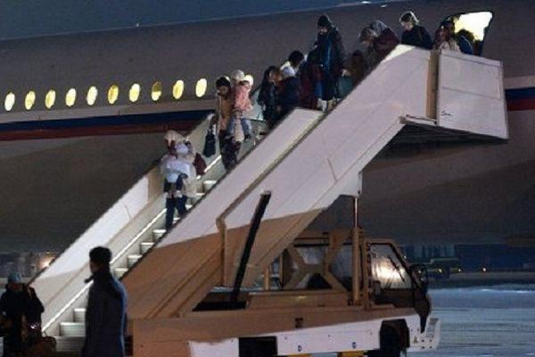 Второй самолет с эвакуированными из Йемена гражданами РФ приземлился в Подмосковье