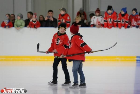 В Екатеринбурге появится «лягушатник» для хоккеистов
