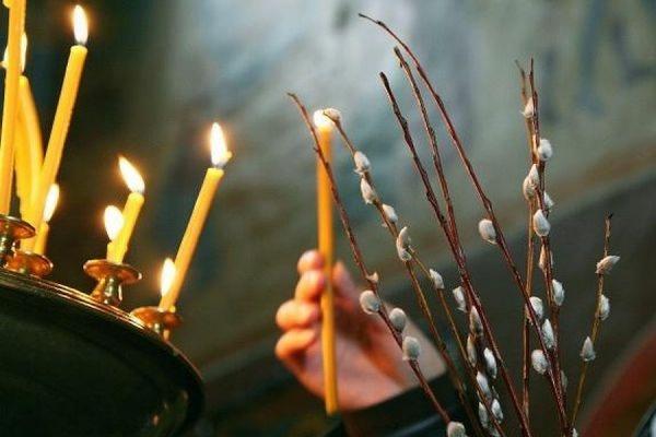 Сегодня православные христиане отмечают Вербное воскресенье