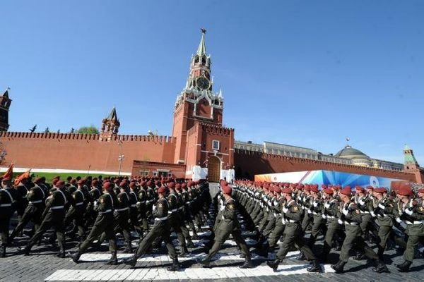 Свое участие в параде Победы 9 мая подтвердили лидеры 25 государств