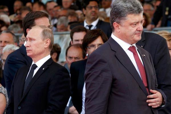 Порошенко предлагал Путину забрать Донбасс