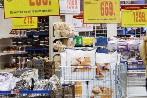В Госдуму внесен законопроект, запрещающий указывать цены на товары в иностранной валюте