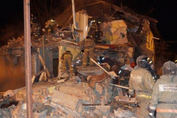 В Челябинской области в результате взрыва бытового газа погибли два человека
