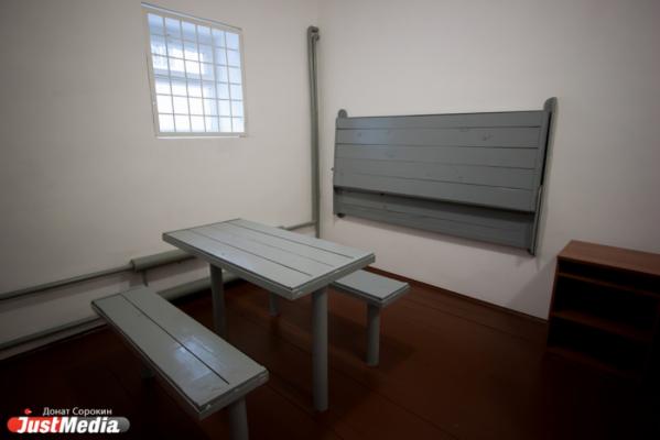 Сотрудники полиции задержали заключенного, сбежавшего 4 апреля из исправительной колонии