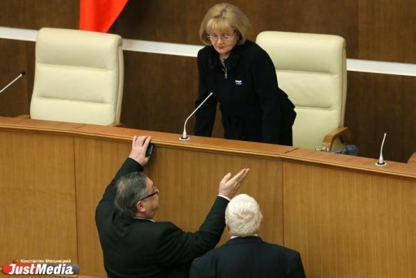 Куйвашев отчитается перед заксобранием не раньше 19 мая