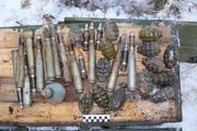 На полигоне под Верхней Пышмой нашли гексоген и гранаты