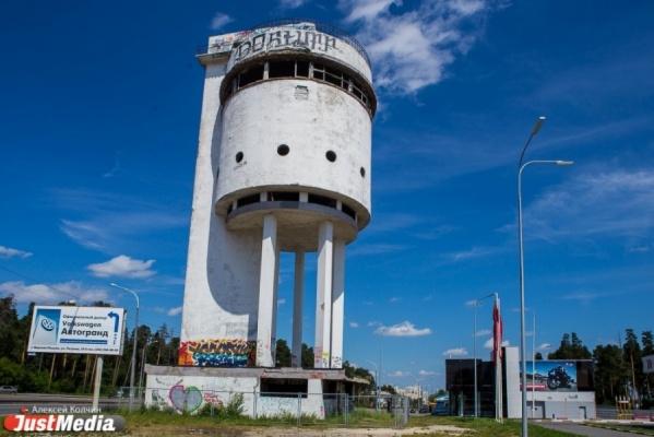 Белую башню законсервируют и покрасят в новый цвет