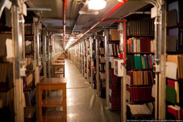 После пожара из библиотеки ИНИОН были украдены книги