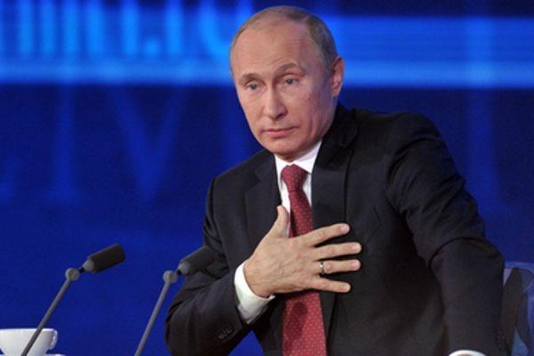 Очередная «Прямая линия с Владимиром Путиным» пройдет 16 апреля