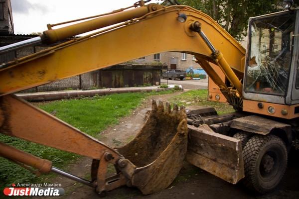 В Первоуральске квартиросъемщик раздавил хозяина квартиры ковшом погрузчика