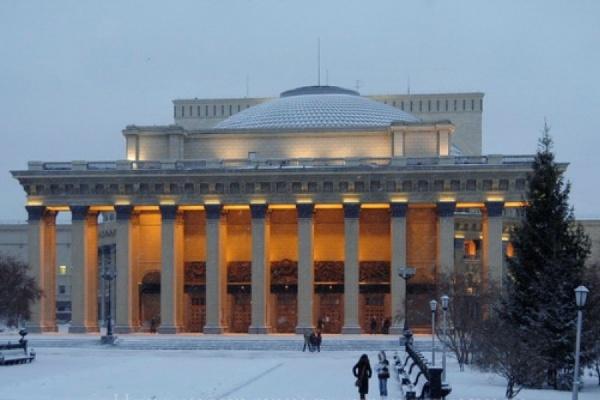 Новосибирский театр закроется на реконструкцию в мае