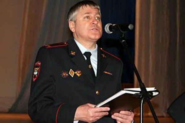 В Новосибирске за получение взятки задержан руководитель ГИБДД города Валерий Гореев