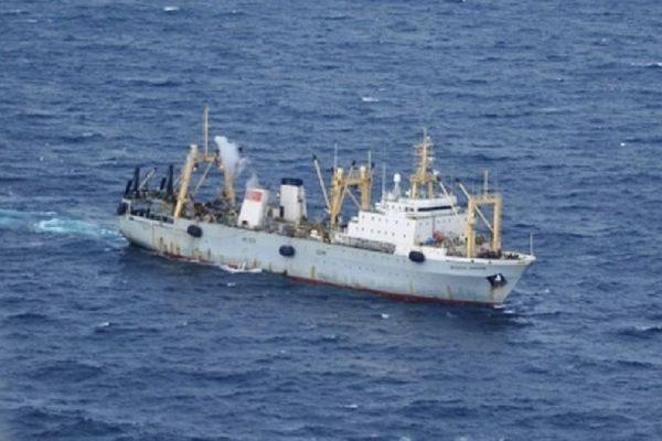 Власти признали погибшими еще пять моряков с затонувшего траулера «Дальний Восток»