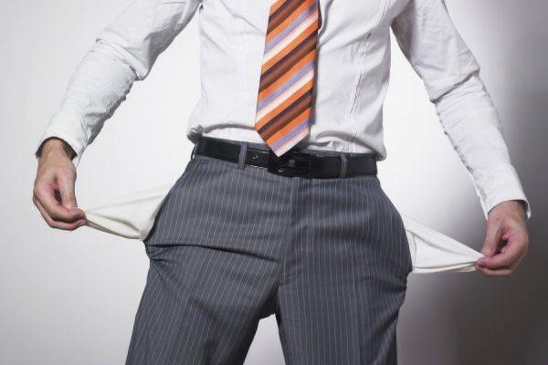 Почти треть российских компаний объявили о сокращении зарплат