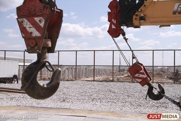 Вынос грязи со стройплощадки обошелся екатеринбургской строительной компании в 200 тысяч рублей