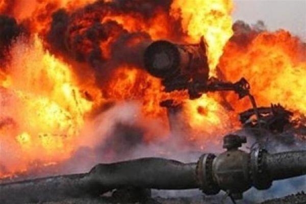 В Ангарске произошел взрыв на нефтеперерабатывающем заводе, один человек погиб