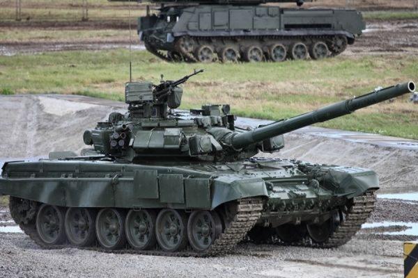 В НАТО обвиняют РФ в поставках современного оружия на восток Украины