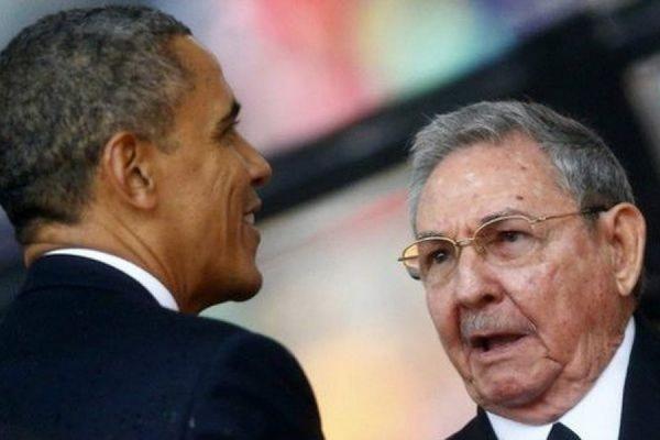 Лидеры США и Кубы провели первую за полвека двустороннюю встречу