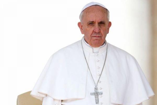 Папа римский Франциск назвал убийство армян в Османской империи первым геноцидом XX века