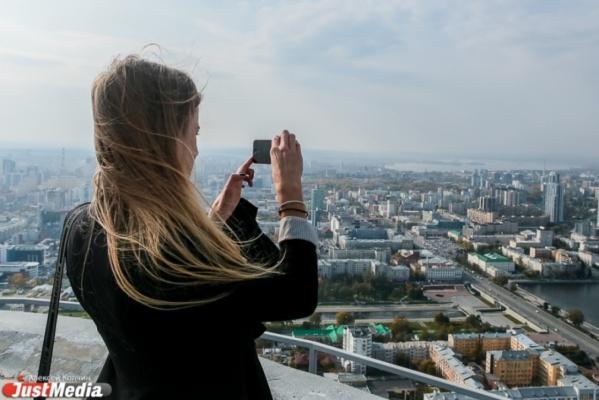 До четверга в Екатеринбурге солнечно и тепло. Днем — до плюс 13
