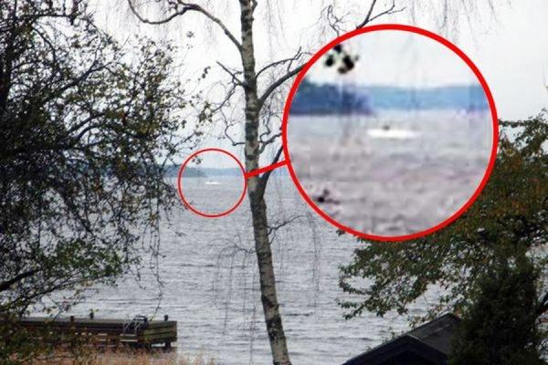 Шведские военные приняли гражданское судно за «российскую подлодку»