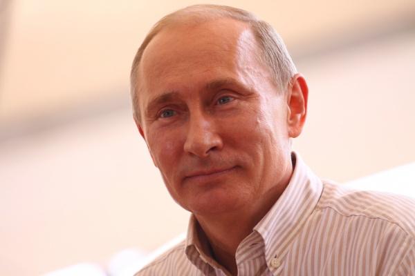 Владимир Путин стал самым влиятельным человеком года