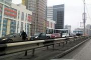 У «Алатыря» и «Карнавала» в эти минуты пробки из-за ДТП (ФОТО)