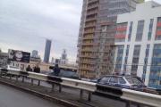 Пять автомобилей по принципу домино оказались смяты в ДТП на Московской