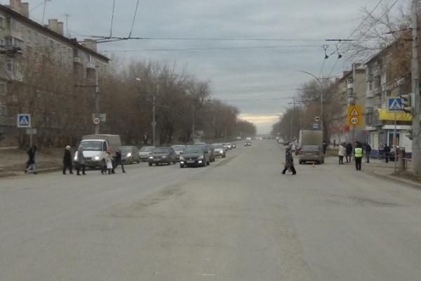 В Каменске-Уральском Ford Focus сбил подростка на пешеходном переходе