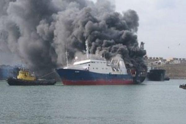 В Росрыболовстве подтвердили гибель траулера «Олег Найдёнов» у Канарских островов