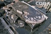 На Лесном кладбище вандалы разнесли надгробья, которые приготовили на продажу