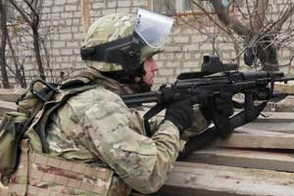 В Нальчике в ходе КТО ликвидировали двух предполагаемых боевиков