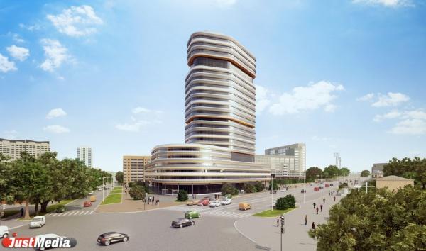 «Олипс» построит у Центрального стадиона паркинг, который после ЧМ-2018 превратится в торгово-офисный центр