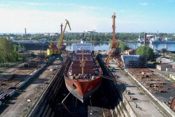"""При строительстве верфи """"Звезда"""" похищено более 4 млрд руб"""