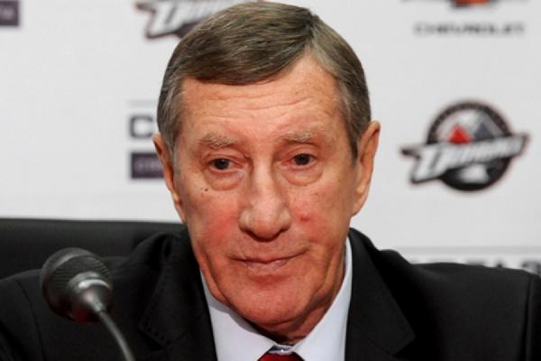Умер знаменитый хоккейный тренер Валерий Белоусов