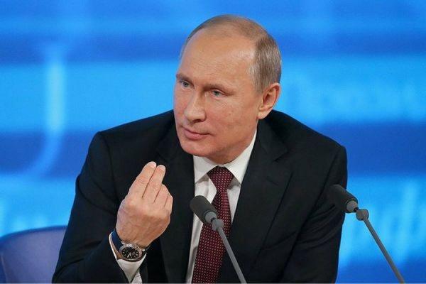 Путин заявил, что нельзя сравнивать нацизм и сталинизм