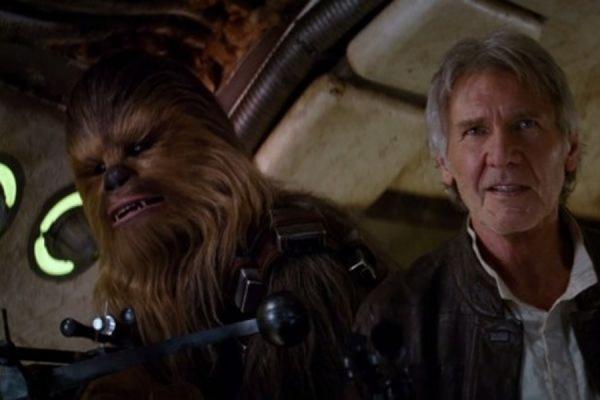 Во втором тизере «Звездных войн» появились Хан Соло и Чубакка