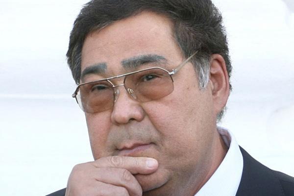 Аман Тулеев назначен исполняющим обязанности главы Кемеровской области