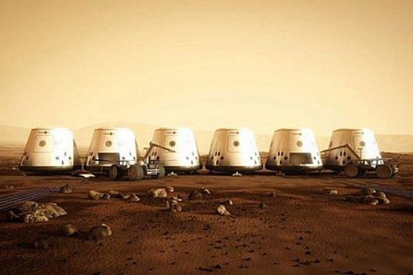 Колонизация Марса начнется в 2030 году