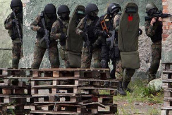Силовики возобновили контртеррористическую операцию в дагестанском Буйнакске