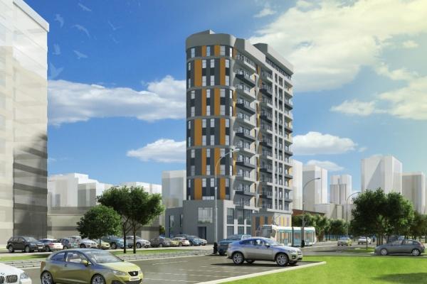 На Уралмаше появится четырнадцатиэтажный бизнес-центр